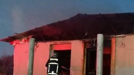 Φωτιά σε σπίτι στα Χανιά - Κάηκε ολοσχερώς