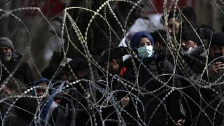 Ευρωπαϊκή στήριξη στην Ελλάδα - «Μπλόκο» σε 26.532 άτομα που επιχείρησαν να περάσουν τα σύνορα