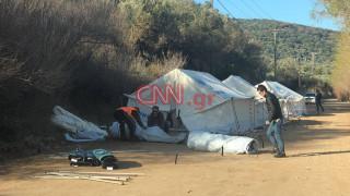 Το CNN Greece στη Μυτιλήνη: Ήσυχο βράδυ - Δεν έφτασαν βάρκες