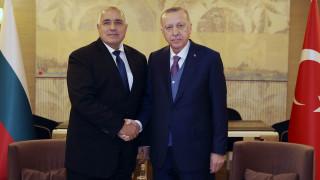 Μπορίσοφ: Ο Ερντογάν δεν δέχτηκε να καθίσει στο ίδιο τραπέζι με τον Μητσοτάκη