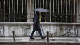 Έκτακτο δελτίο επιδείνωσης καιρού: Έρχονται βροχές, καταιγίδες και χαλάζι