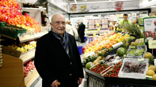 Πέθανε ο ιδρυτής των σούπερ μάρκετ «Κρητικός»