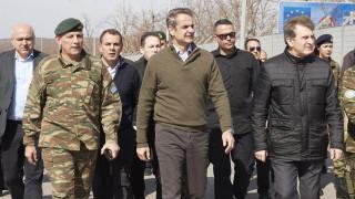 Έφτασαν στην Αλεξανδρούπολη οι επικεφαλής των θεσμών