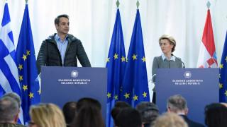 Μητσοτάκης: Η Τουρκία έχει μετατραπεί σε επίσημο διακινητή μεταναστών