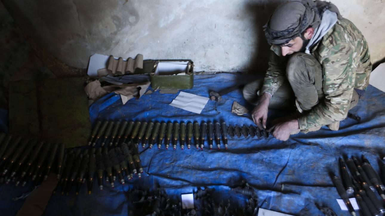 Ιντλίμπ: Οι ΗΠΑ πρόθυμες να στείλουν πυρομαχικά στην Τουρκία