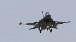Υπερπτήσεις τουρκικών F-16 πάνω από τη Ρω