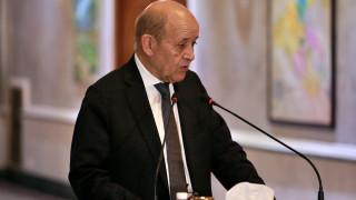 Γάλλος ΥΠΕΞ: Ο εκβιασμός της Τουρκίας είναι απαράδεκτος