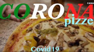 Κορωνοϊός: Σάλος με σατιρικό βίντεο για τη νέα... πίτσα Corona