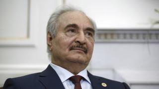 Ο Χαφτάρ καλεί τον Άσαντ σε συμμαχία κατά της Τουρκίας - Άνοιξε πρεσβεία στη Συρία