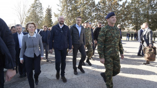 «Τα ελληνικά σύνορα είναι τα ευρωπαϊκά σύνορα»: Το βίντεο της Κομισιόν