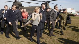 Τι κέρδισε η Ελλάδα από την επίσκεψη της ηγεσίας της ΕΕ στα σύνορα