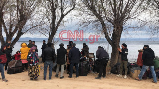 Αποστολή στη Μυτιλήνη: Τι λέει στο CNN Greece o Κ. Μουτζούρης