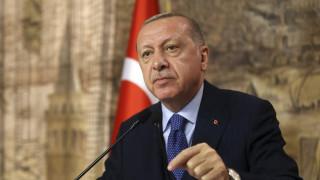 Ο Ερντογάν κατηγορεί την Ελλάδα για το δράμα των προσφύγων