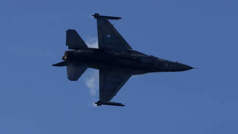 «Μπαράζ» υπερπτήσεων τουρκικών F-16 πάνω από Ρω, Φαρμακονήσι, Λειψούς και Αρκιούς