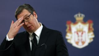 Πρόωρες εκλογές στη Σερβία προκήρυξε ο Βούτσιτς