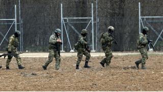 Έβρος: Οχυρώνεται η γραμμή άμυνας στο «σημείο μηδέν» των συνόρων