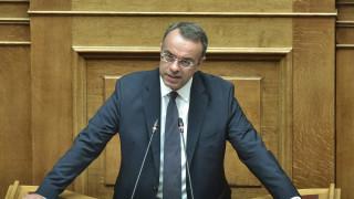 Σταϊκούρας: Αξιολογούνται οι επιπτώσεις από τον κορωνοϊό – Σε εγρήγορση το υπουργείο Οικονομικών