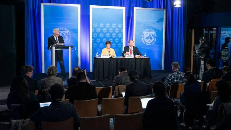 Κορωνοϊός: Το ΔΝΤ διαθέτει 50 δισ. δολάρια άνευ όρων