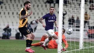 AEK - Άρης 2-1: Προβάδισμα για τον τελικό μετά από αγώνα «θρίλερ»