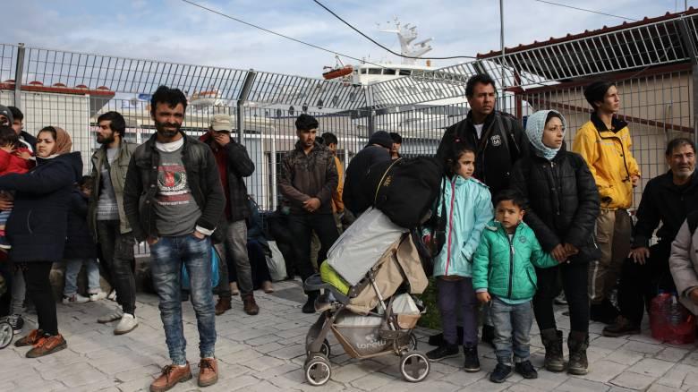 Η Γερμανία είπε «όχι» στην υποδοχή 5.000 προσφύγων από την Ελλάδα