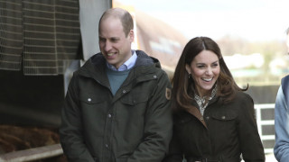 O πρίγκιπας Oυίλιαμ... αστειεύεται: Η Κέιτ κι εγώ εξαπλώνουμε τον κορωνοϊό (vid)
