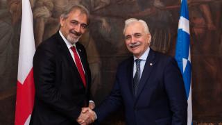 Τριήμερη επίσκεψη του κ. Francesco Rocca στην Ελλάδα