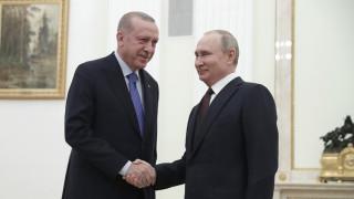 Πούτιν σε Ερντογάν: Κανείς δεν γνώριζε πού βρίσκονταν οι Τούρκοι στρατιώτες