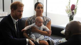 Μέγκαν και Χάρι: Θα πάνε στην Αγγλία χωρίς το γιο τους - Γιατί δέχονται σφοδρή κριτική