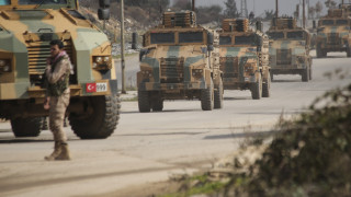 Ιντλίμπ: Ο θάνατος ακόμη ενός Τούρκου στρατιώτη ανακοινώθηκε την ώρα της συνάντησης Πούτιν-Ερντογάν