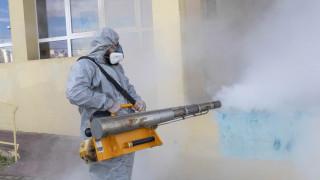 Κορωνοϊός - Αμαλιάδα: Απολυμαίνονται όλα τα σχολεία και τα κτήρια του δήμου Ήλιδας