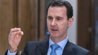 Άσαντ: Αν η Τουρκία σταματήσει να στηρίζει τρομοκράτες, θα αποκατασταθούν οι σχέσεις μας