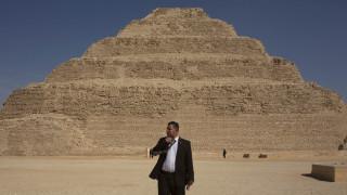 Αίγυπτος: Άνοιξε για το κοινό η κλιμακωτή Πυραμίδα του Ζοζέρ ηλικίας 4.700 ετών