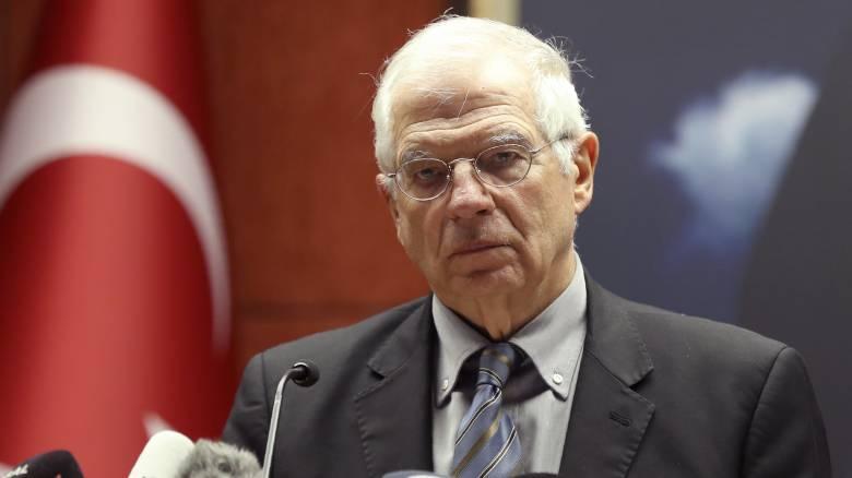 Μπορέλ: Όχι στη «χρήση» των προσφύγων ως διαπραγματευτικό όπλο - Καλά νέα η εκεχειρία