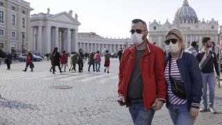 Κορωνοϊός: Πρώτο κρούσμα στο Βατικανό