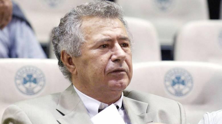 Πέθανε ο πρώην πρόεδρος της ΑΕΚ Μιχάλης Τροχανάς