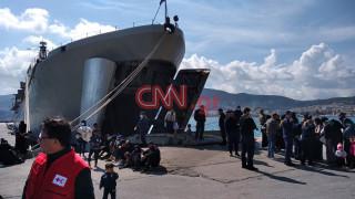 Πρόσφυγες στο CNN Greece: Δεν θέλουμε να μείνουμε στην Ελλάδα