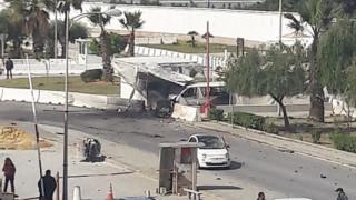 Επίθεση αυτοκτονίας κοντά στην πρεσβεία των ΗΠΑ στην Τύνιδα