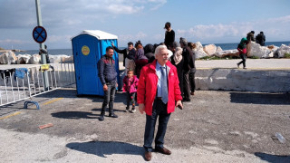 Μυτιλήνη: Ο Πρόεδρος του Ελληνικού Ερυθρού Σταυρού στο CNN Greece