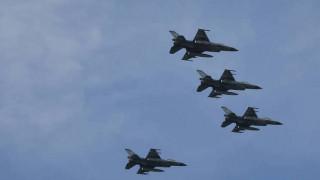 Νέες υπερπτήσεις τουρκικών F-16 στο FIR Αθηνών