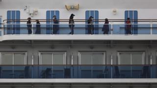 Κορωνοϊός: Δώδεκα νέα κρούσματα σε κρουαζιερόπλοιο στον Νείλο
