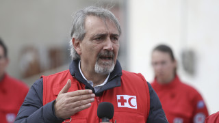 Διεθνής Ερυθρός Σταυρός στο CNN Greece: Εκταμιεύουμε μισό εκατ. ευρώ για δράσεις στη Μυτιλήνη