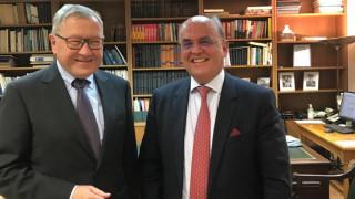 Οι τράπεζες στο επίκεντρο της συνάντησης Ρέγκλινγκ - Ζαββού