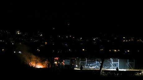Έβρος: Φωτιές και χημικά στα σύνορα - Νέες εικόνες