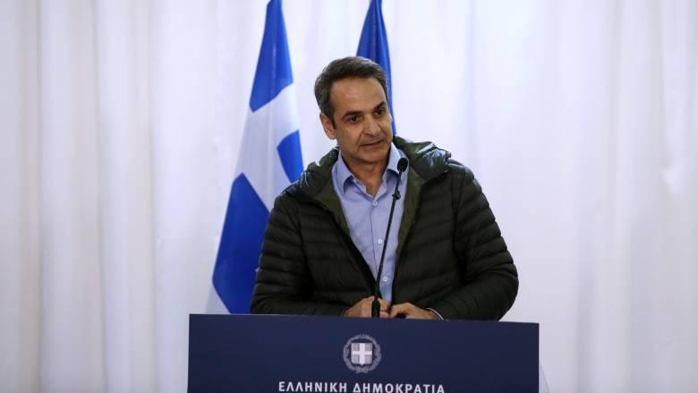 Το «ευχαριστώ» του Μητσοτάκη στον Εσθονό πρωθυπουργό - Τι συζήτησαν