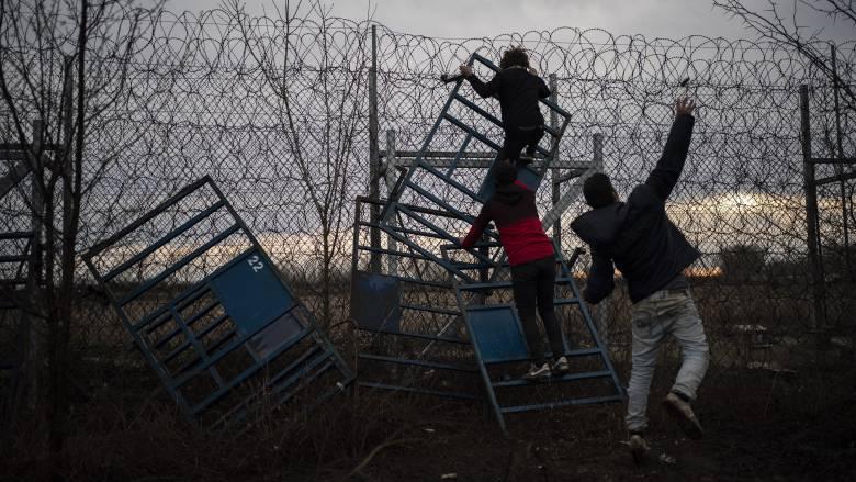 Απάντηση Τουρκίας σε ΕΕ: Χρησιμοποιείτε τους μετανάστες ως πολιτικό εργαλείο