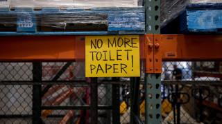 Κορωνοϊός: Χάος στο Λος Άντζελες – Άδεια σούπερ μάρκετ και οργή πολιτών με τις ελλείψεις
