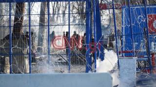Το CNN Greece στον Έβρο: Νέα ντοκουμέντα από τα επεισόδια στα ελληνοτουρκικά σύνορα