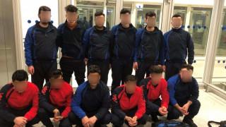 Αλλοδαποί προσπάθησαν να ταξιδέψουν στη Βιέννη προσποιούμενοι ομάδα χάντμπολ από τη Βουλγαρία