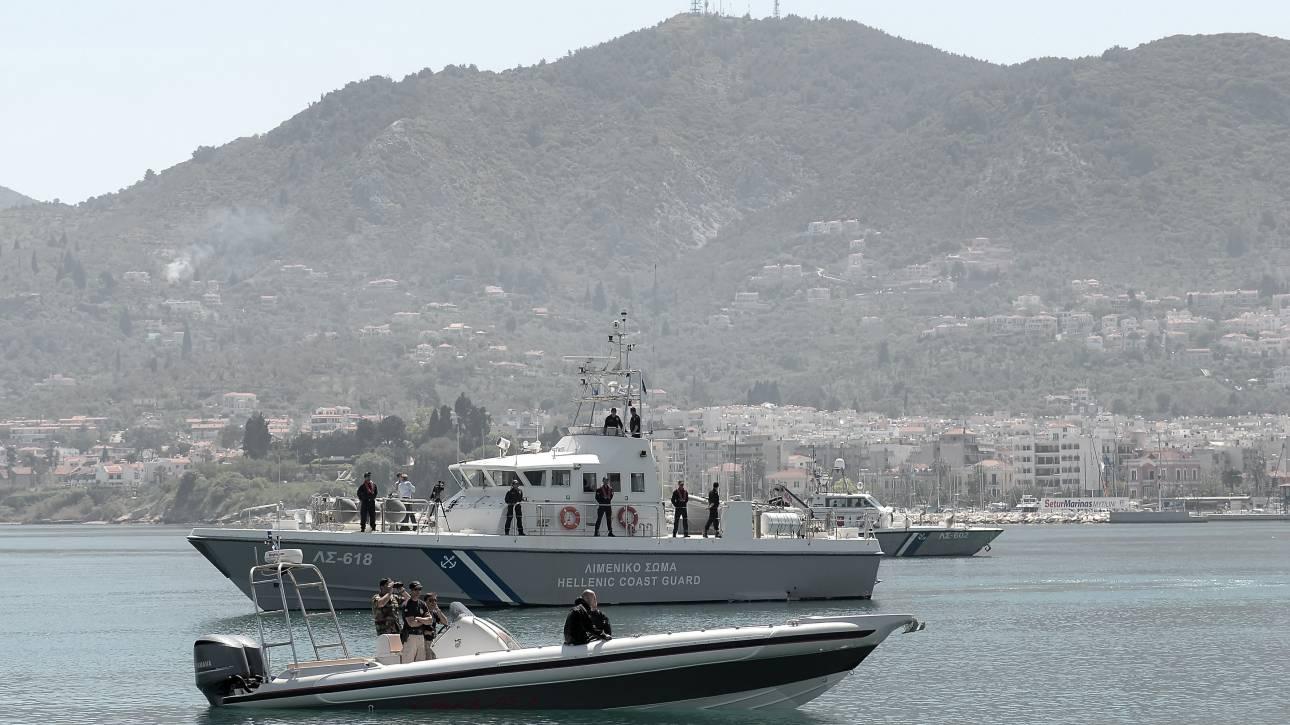 Διοικητής του Λιμένα Μυτιλήνης: Δεν παρασυρόμαστε από τις προκλήσεις των Τούρκων