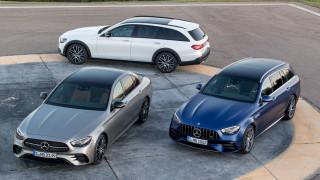 Η E-Class της Mercedes ανανεώνεται και αποκτά πιο πολλές εξηλεκτρισμένες εκδόσεις